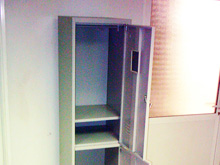 Two Tier Locker